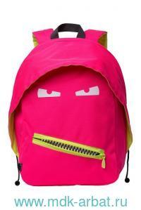 "Рюкзак 40,5х26,5х14,5 ""Grillz Backpacks"" розовый. Артикул ZBPL-GR-4 (ТМ Zipit)"