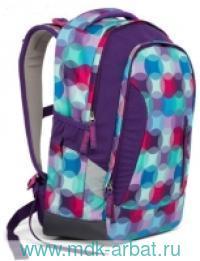 """Рюкзак """"Hurly Pearly"""" цветной : Арт. SAT-SLE-001-9C0 (ТМ Egrobag)"""