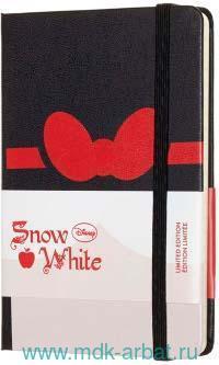 """Книга для записей """"Bow"""" : формат А6, 96 листов, в линейку на резинке, чёрная : арт.485898 (ТМ Moleskine)"""