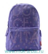 "Рюкзак ""Dolce vita"" фиолетовый : Арт. 12-003-049/08 (ТМ Bruno Visconti)"