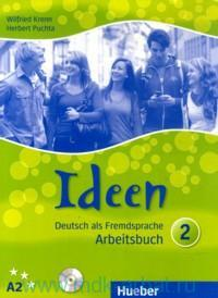 Ideen 2 : Deutsch als Fremdsprache. A2 : Arbeitsbuch