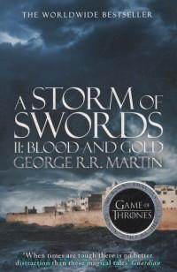 A Storm of Swords II: Blood and Gold : Book Three of A Song of Ice and Fire