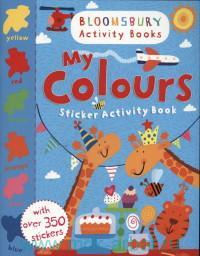 My Colours : Sticker Activity Book