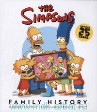 The Simpsons Family History. A Celebration of Television's Favourite Family
