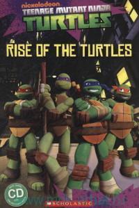 Teenage Mutant Ninja Turtles. Rise of the Turtles : Level 1 : 200 headwords : Adapted by F. Davis