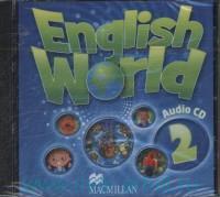 English World 2 : Audio CD