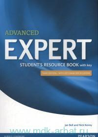 Advanced Expert : Student's Resource Book with key