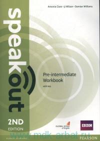Speakout : Pre-Intermediate Workbook : With Key