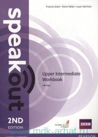 Speakout : Upper Intermediate : Workbook with key