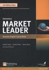 Market Leader. Elementary : Business English Course Book