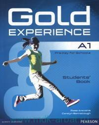 Gold Experience A1 : Pre-Key for Schools : Students' Book