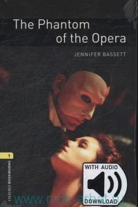 The Phantom of the Opera : Stage 1 (400 headwords) : with audio download