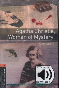 Agatha Christie, Woman of Mystery : Stage 2 (700 headwords) : with audio download