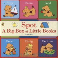 Spot : A Big Box of Little Books