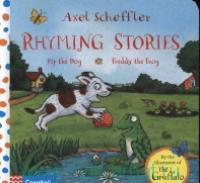 Rhyming Stories. Book 1. Pip the Dog ; Freddy the Frog