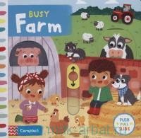 Busy Farm : Push Pull Slide
