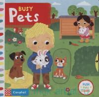 Busy Pets : Push Pull Slide