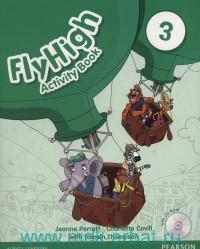 Fly High 3 : Activity Book