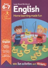 English : Home Learning Made Fun : Ages 6-7