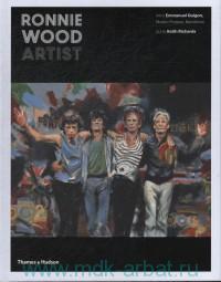 Ronnie Wood Artist