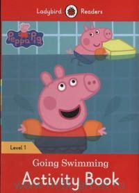 Peppa Pig : Going Swimming : Activity Book : Level 1