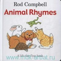 Animal Rhymes : A lift-the-flap book