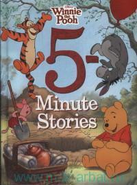 5-Minute Stories Winnie the Pooh