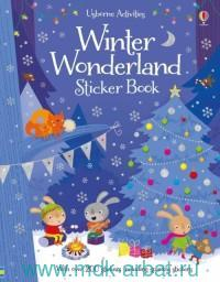 Winter Wonderland Sticker Book