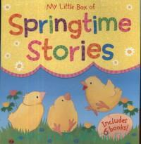 My Little Box of Springtime Stories : Includes 6 books : box set