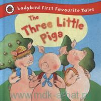 The Three Little Pigs : Retold by N. Baxter