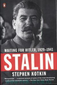 Stalin. Waiting for Hitler, 1929-1941