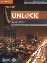 Unlock. Basic Literacy. Pre A1 : Student's Book : With Online Audio