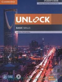 Unlock. Basic Skills. Pre A1 : Student's Book : With Online Audio