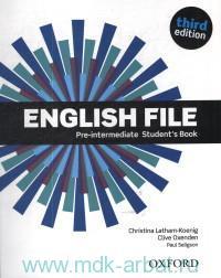 English File : Pre-Intermediate : Student's Book