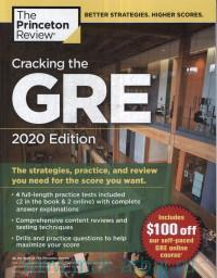 Cracking GRE 2020 Edition
