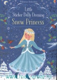 Little Sticker Dolly Dressing : Snow Princess