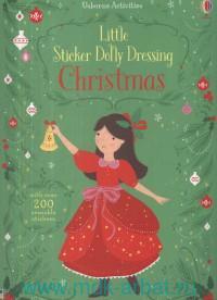 Little Sticker Dolly Dressing : Christmas