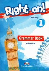Right On! 1. Grammar Student's Book with Digibook Application