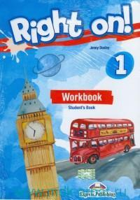Right on! 1. Workbook Student's Book with Digibook Application