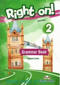 Right on! 2. Grammar Student's Book with Digibook Application