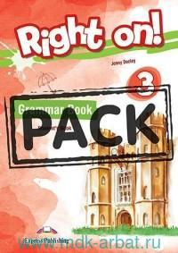 Right On! 3. Grammar Book Student's with Digibook Application