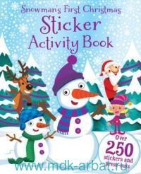 Snowmans First Christmas : Sticker Activity Book