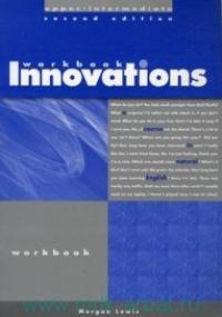 Innovations : A Course in Natural English : Upper-intermediate : Workbook