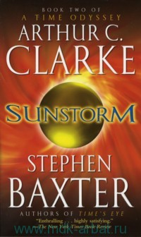 Sunstorm : Book Two of a Time Odyssey