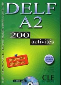 Delf A2 : 200 activites