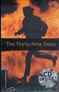 Thirty-Nine Steps : Stage 4 : Retold by N. Bullard