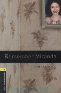 Remember Miranda : Stage 1 (400 headwords)