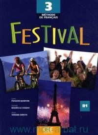 Festival 3 : Methode de francais
