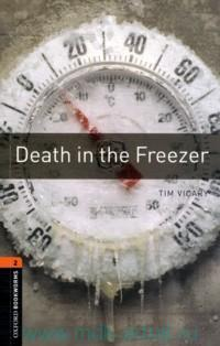 Death in the Freezer : Stage 2 (700 headwords)