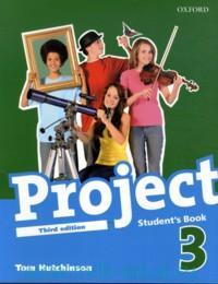 Project 3 : Student`s Book